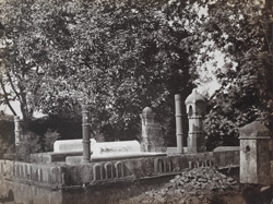 Tombs in Gaur.